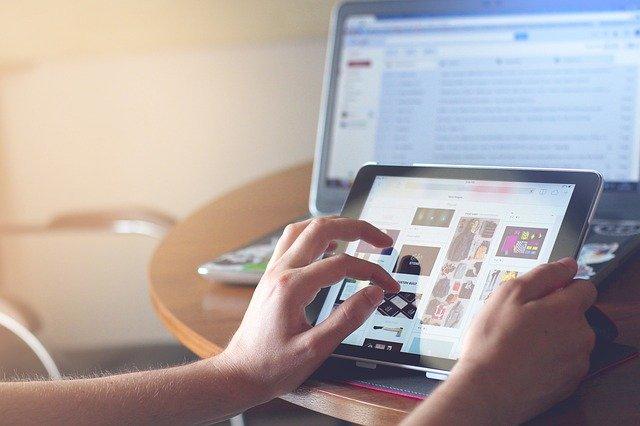 travail en ligne